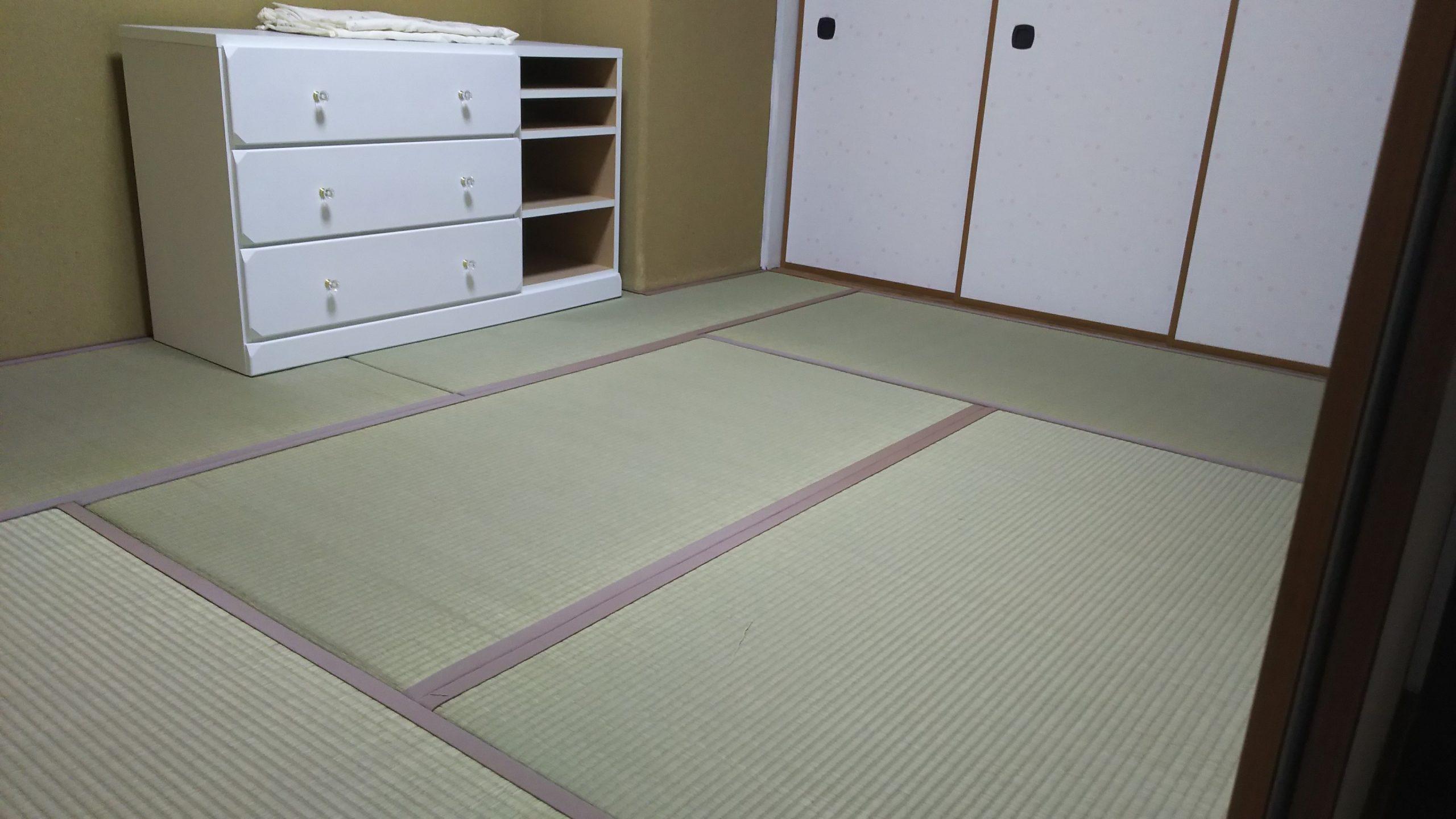 20201219宝塚市マンション畳襖
