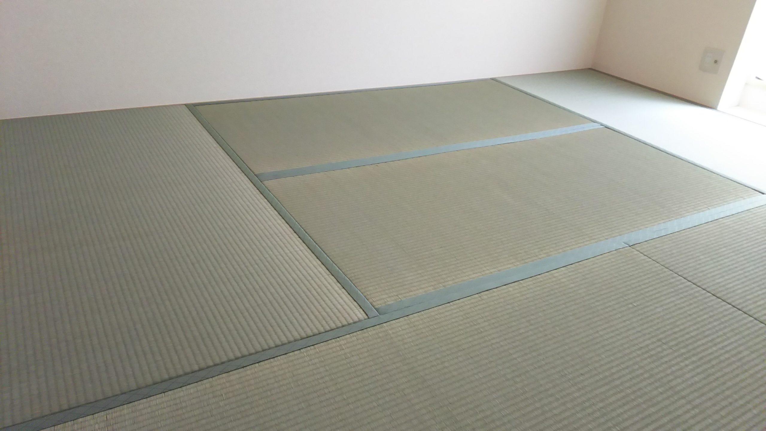 20210219尼崎市のハイツの畳の張替え