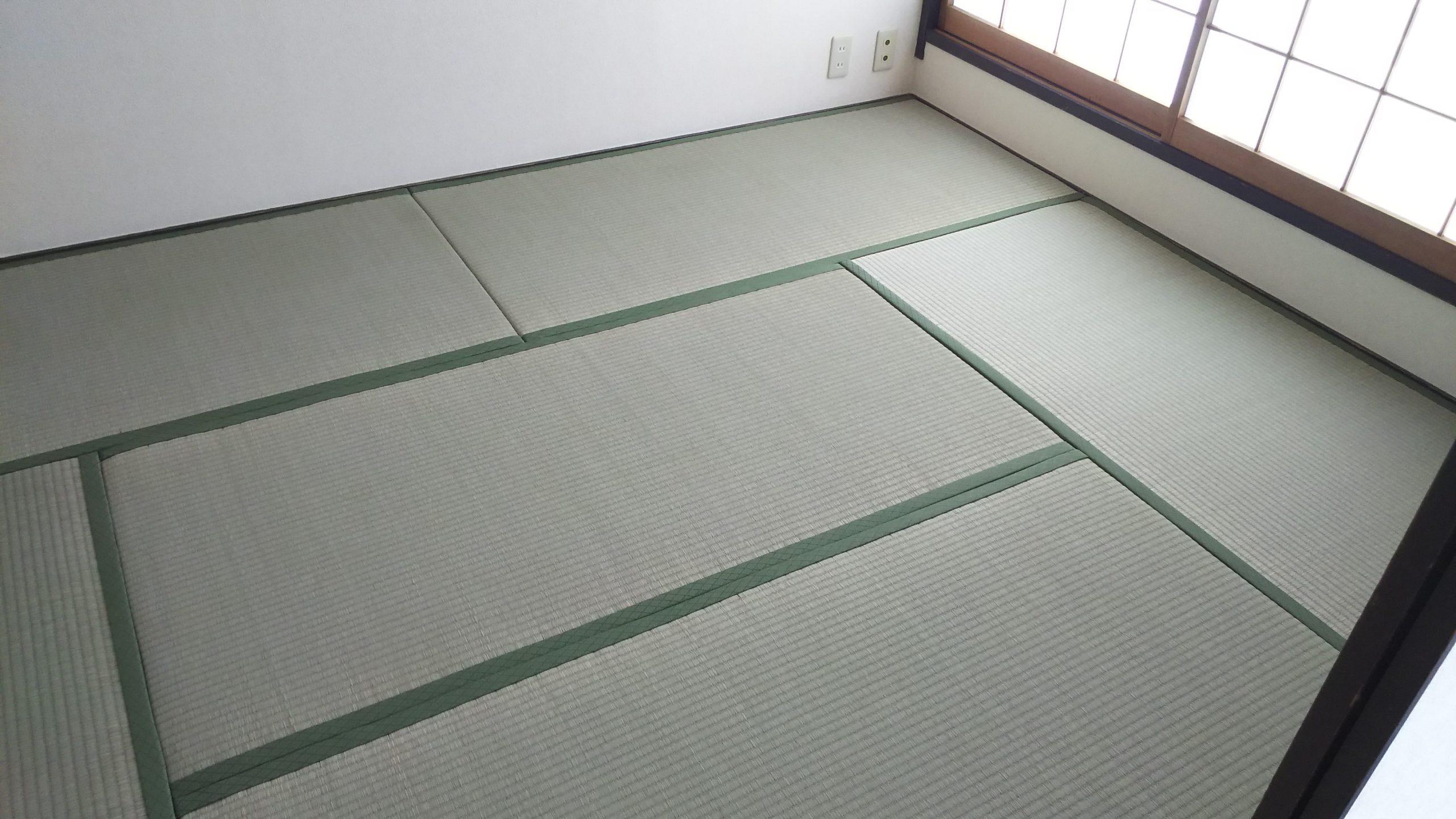 芦屋市のマンションの畳の張替え