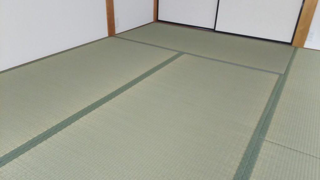 20210528 丹波市の古民家の畳と襖と障子と網戸の納品をさせていただきました。