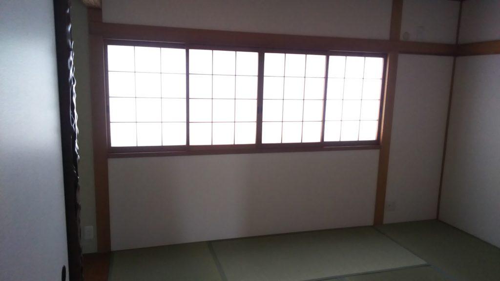 20210529 豊中市の戸建のお客様の畳と襖と障子と床の間