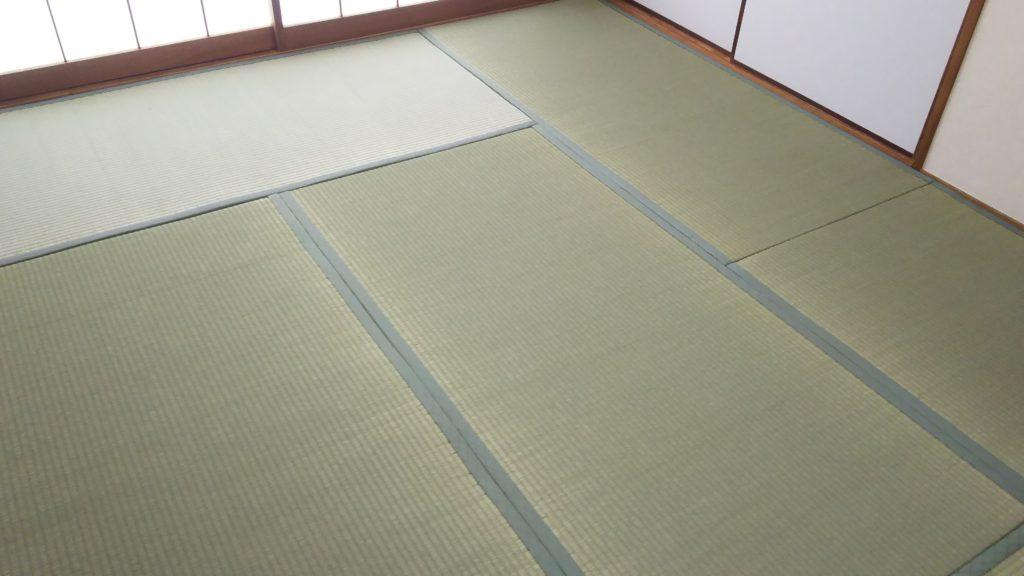 20210602 尼崎市のマンションに畳と襖と障子の納品をさせていただきました。