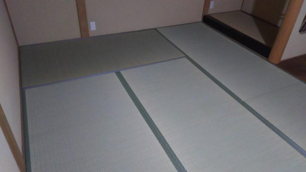 池田市の戸建のお客様に畳と障子の納品をさせていただきました。